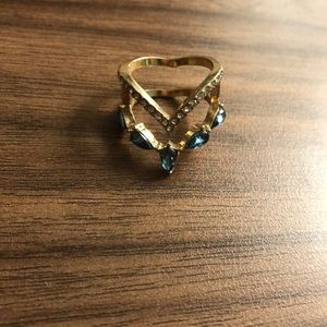 Double Band Ring!